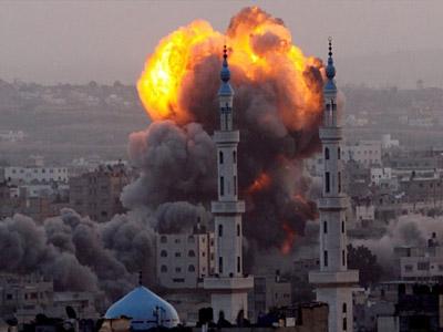 Conflitos na Faixa de Gaza