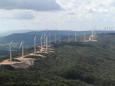 Complexo Eólico Alto Sertão