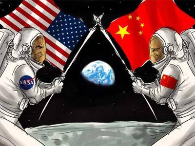 Corrida espacial guerra fria