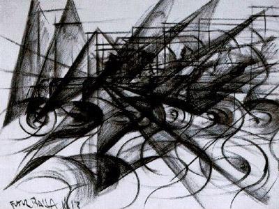 Obra de Giacomo Balla