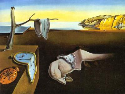 Salvador Dalí A Persistência da Memória