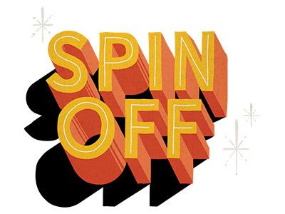 Logo Spin Off