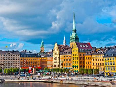 Suécia paisagem